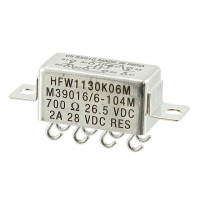 MIL-R-39016/6 General Purpose Relay NSN: 5945-01-122-0150