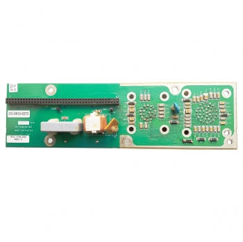 Thermal And Day Camera LCD Monitor Input Card