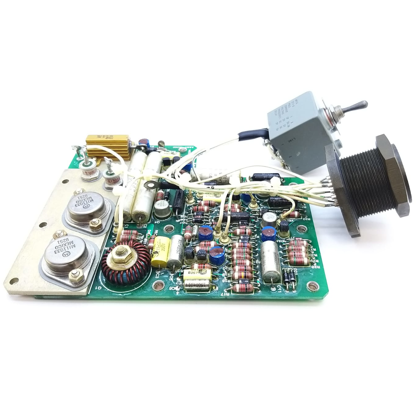 14002 5999-01-258-2062 CIRCUIT CARD ASSEMBLY