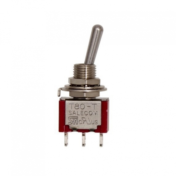 T80-T Miniature Toggle Switch